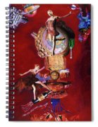 Ready For Takeoff  - Me Too Spiral Notebook
