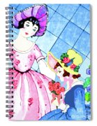 Ready For The Party Spiral Notebook