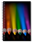 Ready To Begin Spiral Notebook