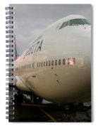 Ready To Board Spiral Notebook