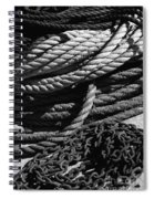 Ready To Go Spiral Notebook