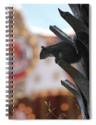 Ready To Jump Spiral Notebook