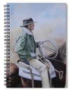 Ready To Rope Spiral Notebook