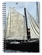Ready To Sail Spiral Notebook