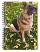 Ready When You Are Spiral Notebook