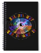 Real City Beat Spiral Notebook