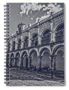 Real Palacio De Los Capitanes Generales Spiral Notebook