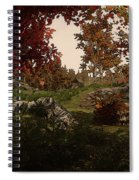 Realm Of Nature Spiral Notebook