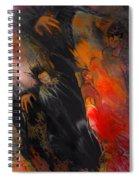 Reaper Spiral Notebook
