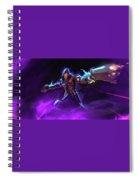 Reaper Overwatch Spiral Notebook