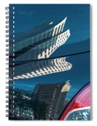 Rear Reflections Spiral Notebook