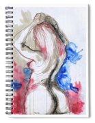 Rear View - Corina's Best Spiral Notebook