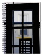 Rear Window 2 Spiral Notebook