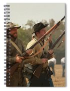 Rebel Charge Spiral Notebook