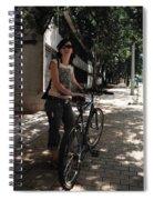 Rebel Spiral Notebook
