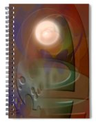 Rebirth Spiral Notebook