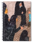 Recess Time With The Sisters Spiral Notebook