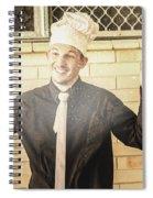 Recipe Unknown  Spiral Notebook