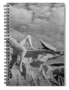 Reclined Spiral Notebook