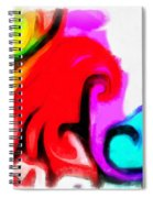 Recognition Spiral Notebook