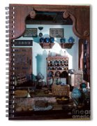 Reconstruction Of Traditional Arabic Spiral Notebook