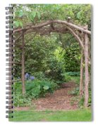 Recycled Arbor Spiral Notebook