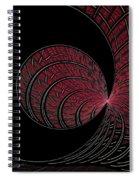 Red-addz Spiral Notebook