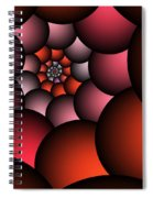 Red Alert Spiral Notebook