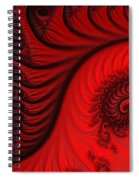 Red Ants Spiral Notebook