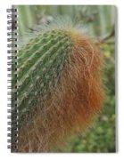 Red Beard Spiral Notebook