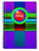 Red Brand Spiral Notebook