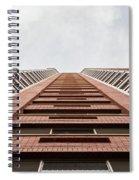 Red Brick Road Spiral Notebook