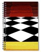 Red Carpet Treatment Spiral Notebook