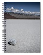 Red Cinder Cone Spiral Notebook