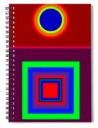 Red Classic Spiral Notebook
