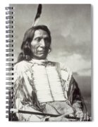 Red Cloud Chief Spiral Notebook