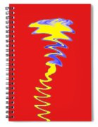 Red Day Spiral Notebook