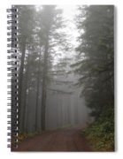 Red Dirt Road Spiral Notebook