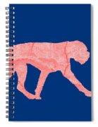 Red Dog Tee Spiral Notebook
