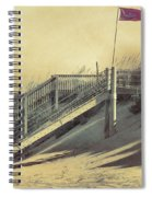 Red Flag Day Spiral Notebook