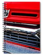 Red Ford Pickup Spiral Notebook