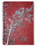 Red Glory Spiral Notebook