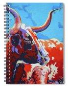 Red Hot Mama Spiral Notebook