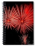 Red Hots Spiral Notebook