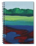 Red Lake Spiral Notebook