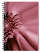 Red Mum Spiral Notebook