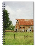 Red Oak Barn Spiral Notebook