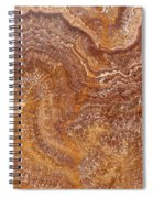 Red Onyx Spiral Notebook