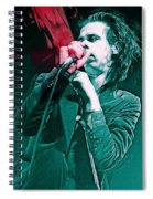 Red Right Hand, Nick Cave Spiral Notebook