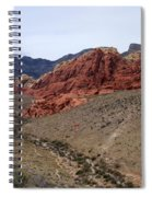 Red Rock Canyon 1 Spiral Notebook